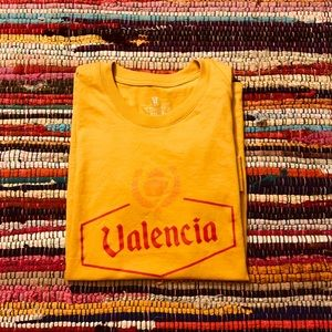 cotton on the relaxed tee valencia mustard